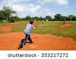 las gasleras  dominican... | Shutterstock . vector #353217272