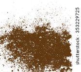 brown grunge illustration   Shutterstock .eps vector #353229725