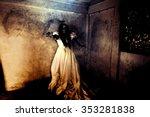 night of the revenge ghost in...   Shutterstock . vector #353281838