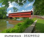Sach\'s Covered Bridge In...