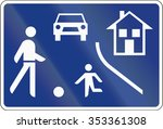 Road Sign In Slovenia   Home...