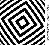 alternating black  white... | Shutterstock .eps vector #353407262