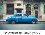 Vintage Classic American Car...