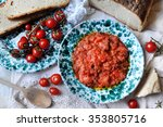 Tuscan Bread And Tomato Soup....