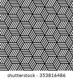 vector seamless texture.... | Shutterstock .eps vector #353816486