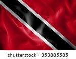 trinidad and tobago flag | Shutterstock . vector #353885585