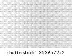 White Wicker Pattern As...