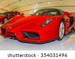 modena  italy   april 2015 ... | Shutterstock . vector #354031496