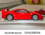 modena  italy   april 2015 ... | Shutterstock . vector #354038096