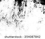 grunge urban background.texture ... | Shutterstock .eps vector #354087842