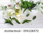 Essential Aroma Oil With Mint ...