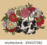 vector illustration. hand...   Shutterstock .eps vector #354227282