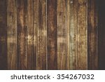 wooden brown background | Shutterstock . vector #354267032