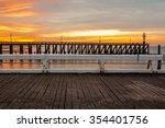 The Pier That Reaches Deep Int...