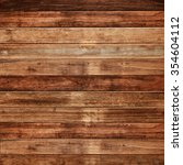 wooden brown background | Shutterstock . vector #354604112