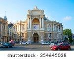 odessa  ukraine   may 26  2015... | Shutterstock . vector #354645038