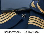 Pilot Logbook With Captain 4...