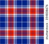 textured tartan plaid. seamless ... | Shutterstock .eps vector #354838676