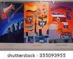 toronto  canada  10 nov 2015 ... | Shutterstock . vector #355093955