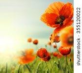 poppy | Shutterstock . vector #355120022