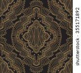 geometrical abstract vector... | Shutterstock .eps vector #355171892