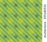 celtic seamless background... | Shutterstock .eps vector #355180532