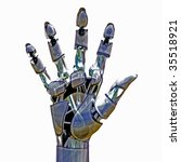 android hand | Shutterstock . vector #35518921