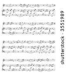 music   Shutterstock . vector #3551989