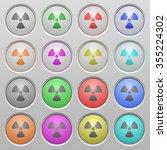 set of radiation plastic sunk...