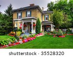 Victorian Style Cottage And...