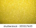 abstract glitter  lights... | Shutterstock . vector #355317635
