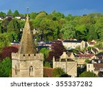 View Of A Beautiful Townscape ...