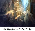 Picturesque Sketch Of The...