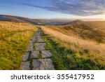 A Stone Path Leading From Mam...
