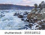 The Landscape At Potomac Gorge...