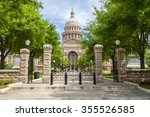 Texas State Capitol front view