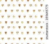 seamless vector pattern with... | Shutterstock .eps vector #355645775