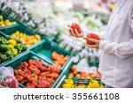 blur background of people... | Shutterstock . vector #355661108