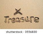 The Word Treasure Written In...
