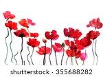 colorful watercolor artistic... | Shutterstock . vector #355688282