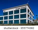valencia ca usa   december 26 ... | Shutterstock . vector #355774382