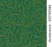 vector seamless background of...   Shutterstock .eps vector #355785086