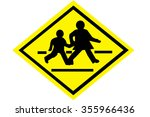 traffic means the traffic that... | Shutterstock . vector #355966436