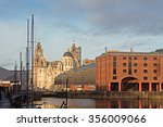 The Albert Dock And Liver...