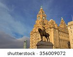 Royal Liver Building In...