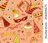 seamless pattern background for ... | Shutterstock .eps vector #356009675