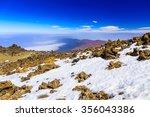 view on teide national park... | Shutterstock . vector #356043386