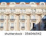 cannes  france   july 27 ... | Shutterstock . vector #356046542