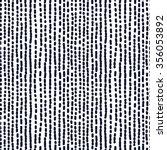 hand drawn seamless indigo... | Shutterstock .eps vector #356053892