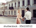 outdoor fashion stunning... | Shutterstock . vector #356133512